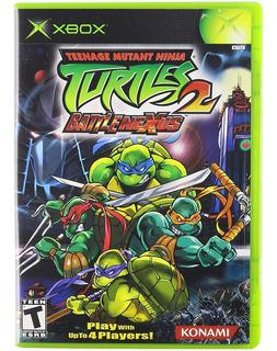 Teenage Mutant Ninja Turtles 2 Battlenexus (nuevo) - Xbox
