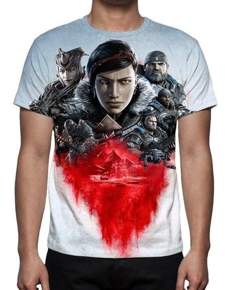 Camisa, Camiseta Game Gears 5 - Promoção