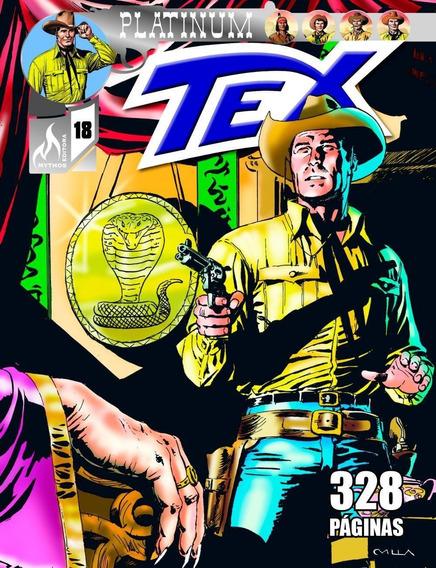 Tex Edição Platinum - Vol. 18