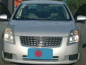 Nissan Sentra Plateado 2007