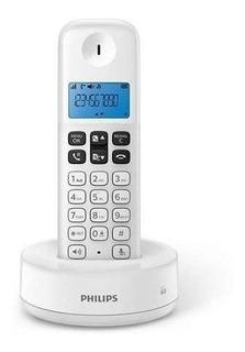 Telefono Inalambrico Philips D1311w Blanco En Cuotas
