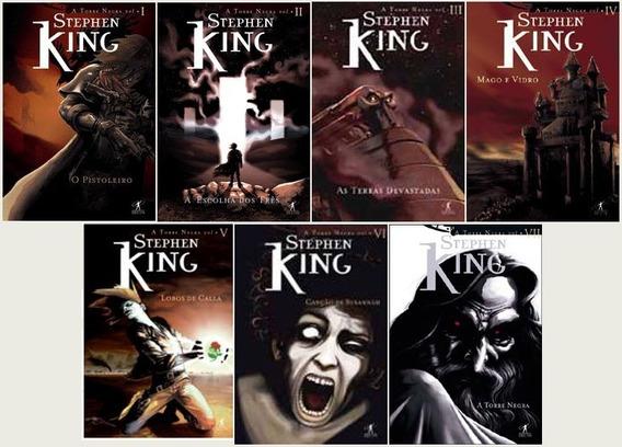 Coleção A Torre Negra ( 7 Livros ) - Stephen King