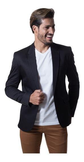 Blazer Masculino Slim 2 Botões Corte Italiano + Barato