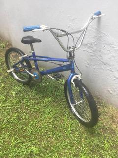 Bicicleta Bmx Rodado 20 Usada