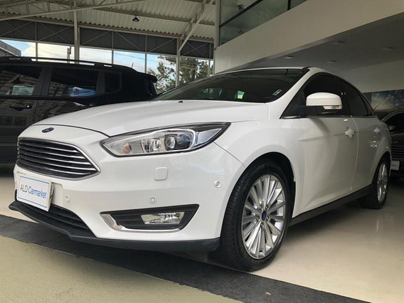 Ford Focus Sedan 2.0 Titanium Plus Automatico - Ipva 2020 P