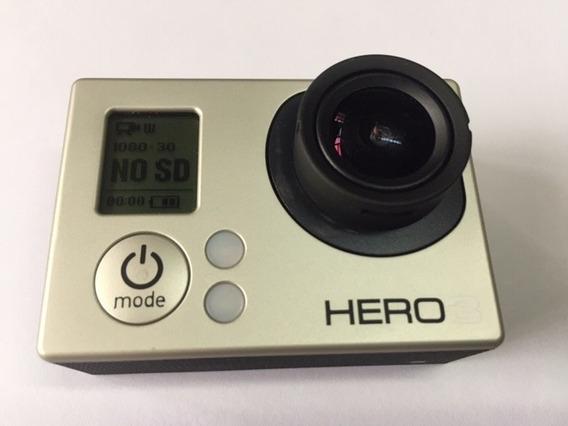 Camera Gopro Hero 3 Excelente Usada
