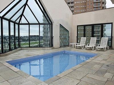 Flat Em Pinheiros, São Paulo/sp De 35m² 1 Quartos Para Locação R$ 2.700,00/mes - Fl201843