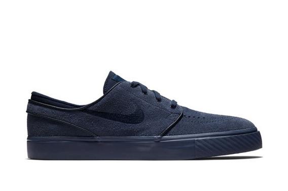 Tênis Nike Sb Zoom Stefan Janoski - Marinho