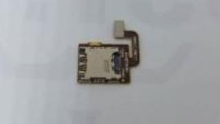 Conector Leitor Slot Chip Sim Card Lg K10 M250ds Original