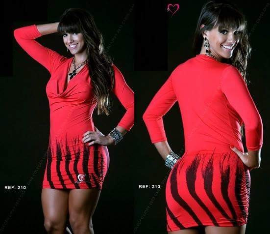 Vestido Lipsy Vermelho