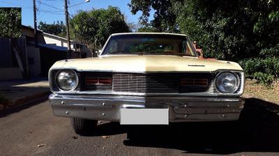 Dodge Dart De Luxo 79 Bege Cashmere