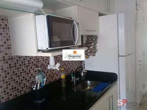 08429 -  Apartamento 3 Dorms. (1 Suíte), Freguesia Do Ó - São Paulo/sp - 8429