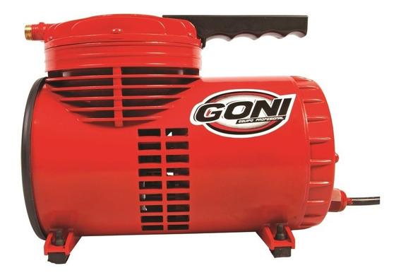Goni-954 Compresor Sprayt 1/4 Hp De Diafragma