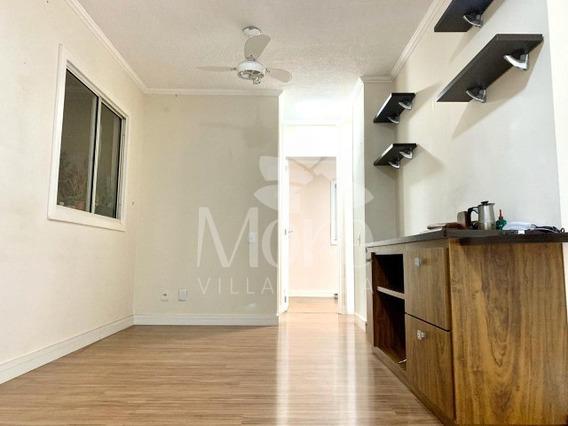 Venda Ou Locação De Apartamento Modelo Angelina Com 2 Quartos, Imóvel Planejado, Em Condomínio No Villa Flora Em Sumaré Sp - Ap00417 - 67853807