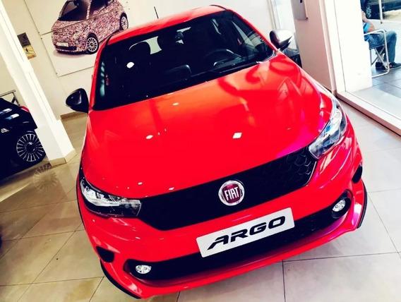 Fiat Argo Hgt 2019 0km Minimo Anticipo De $60.000 Ls