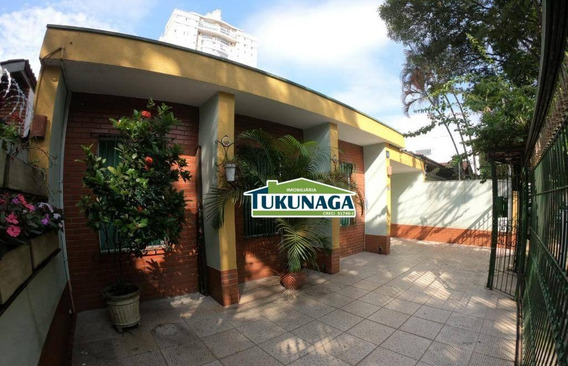 Casa Com 3 Dormitórios À Venda Por R$ 1.100 - Jardim Zaira - Guarulhos/sp - Ca0408