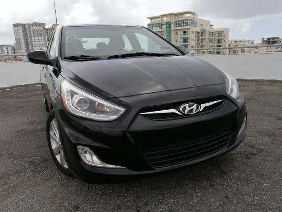 Hyundai Accent 2014 Negro