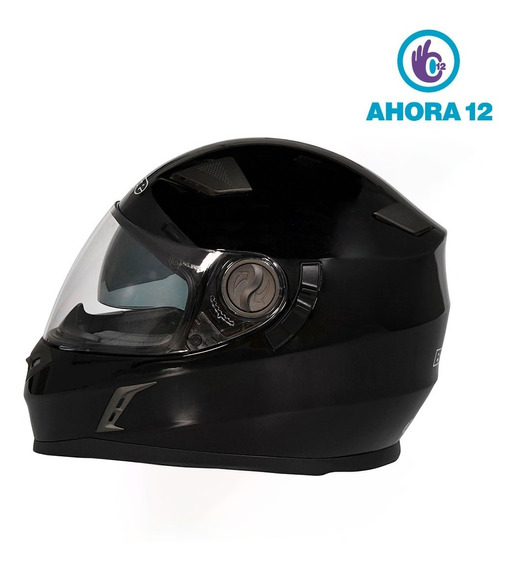 Casco Moto Integral Bieffe By Peels 952 Negro - Ahora 12
