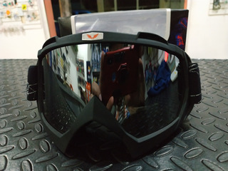 Goggles Lentes Para Motocross Cuatrimoto Bkr Envio Gratis