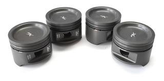 Pistones Forjados Vw Ap 1.8t 81.5mm X4 Ftx By Iasa