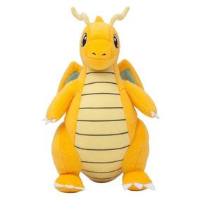 Pokemon Dragonite Pelúcia Pronta Entrega