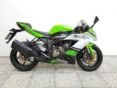 Kawasaki Ninja Zx 6r Abs