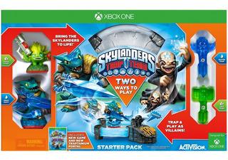 Skylanders Starter Pack Trap Team Xbox One Activision Novo