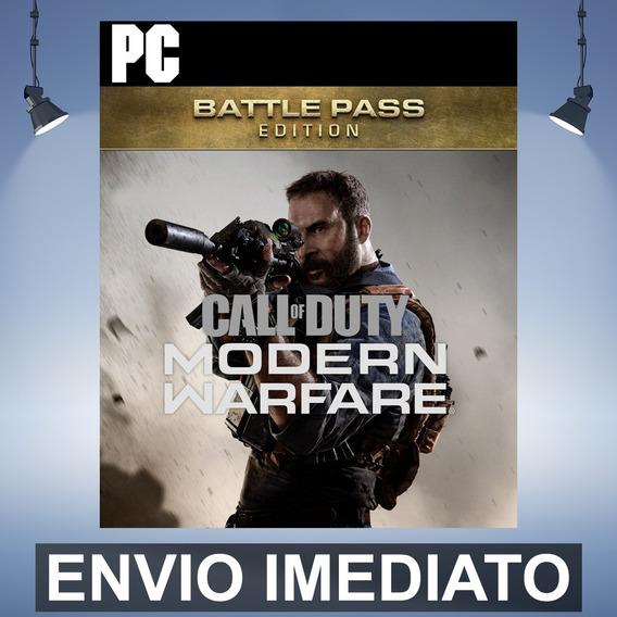 Call Of Duty Modern Warfare Pc Battle Net Blizzard - Codigo