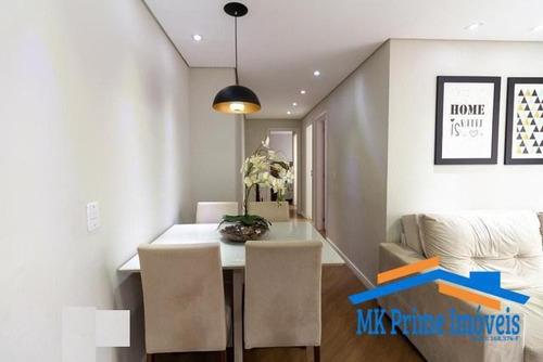 Imagem 1 de 15 de Lindo Apartamento De 2 Dormitórios No Vitta Club!!! - 1051