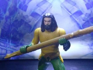 Aquaman - Burger King - Sheldortoys