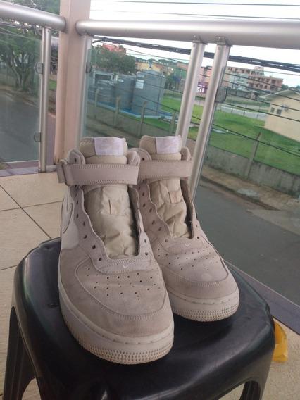 Tênis Nike Air Air Force Branco Gelo