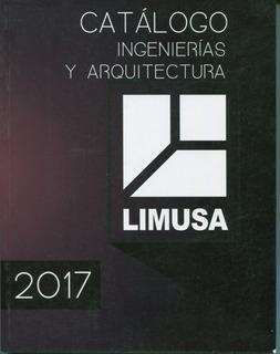 Catalogo De Ingenierias Y Arquitectura 2017 Limusa