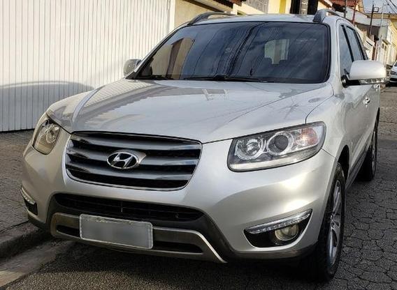 Santa Fé 2012 Hyundai Automático - V6 - 3.5 - 24v - 285cv