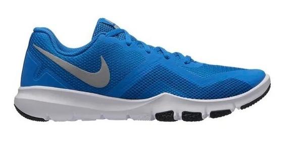 Tenis Nike Flex Control Ii Hombre Deportivos Gym Correr Run