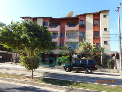 Apartamento Para Aluguel, 3 Dormitórios, Bella Vista - Rio Das Ostras - 1445