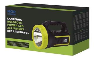 Melhor Lanterna De Led Holofote 265 Lumens Mor