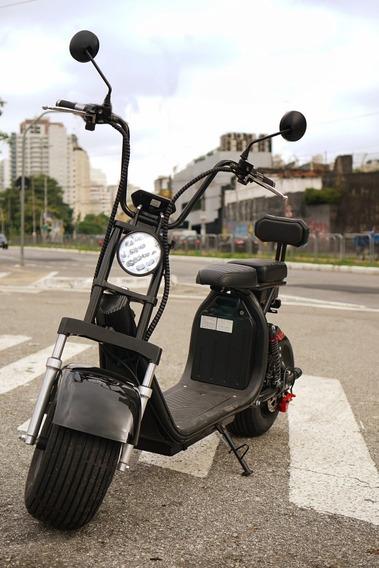 Scooter Elétrica Elemovi Hr4- 1.500 Watts