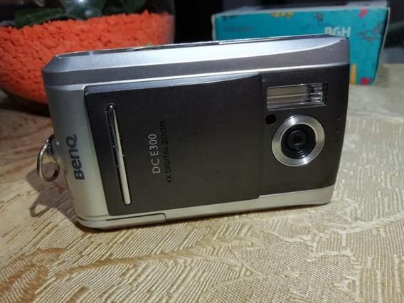 Cámara Digital Benq Dc E300 Funciona