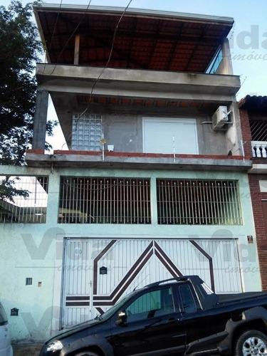 Casa Sobrado Em Jardim Das Flores  -  Osasco - 30393