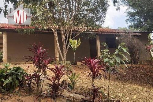 Chácara Arborizada Com 03 Dormitórios, Pomar E Ótima Localização, À Venda, 2000 M² Por R$ 270.000 - Zona Rural - Pinhalzinho/sp - Ch0739