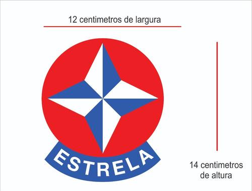 Imagem 1 de 4 de Adesivo Estrela Meu Brinquedo P/ Qualquer Superficie Lisa