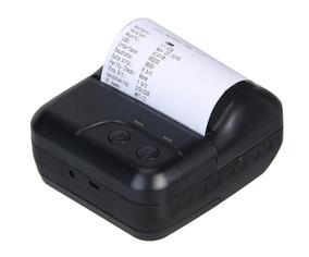 Mini Impressora Bluetooth Térmica 80mm Windows Ios Android