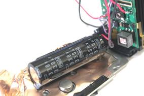 Capacitor De Câmera Digital Nikon 330v Capacitor Do Flash