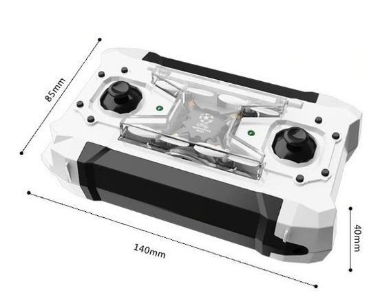 Mini Drone Fq777 Pocket 124 Original Pronta Entrega