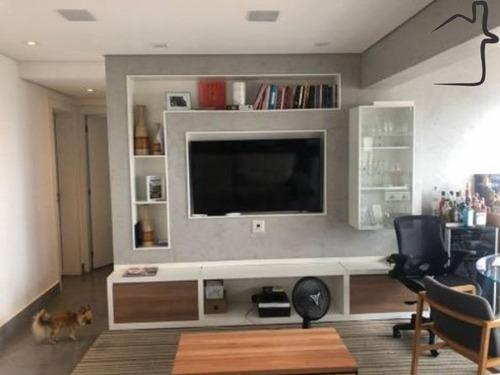 Apartamento 66m² 1 Suíte 1 Vaga No Brooklin - Ap01258 - 69441844