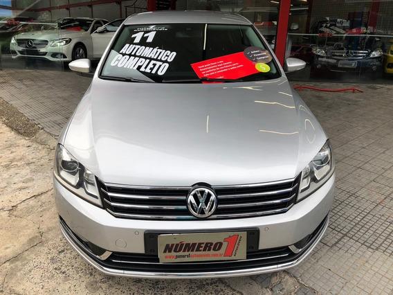Volkswagen Passat 2011 2.0 Tsi 4p