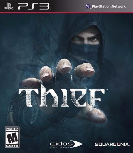 Thief Juego Ps3 Original + Español