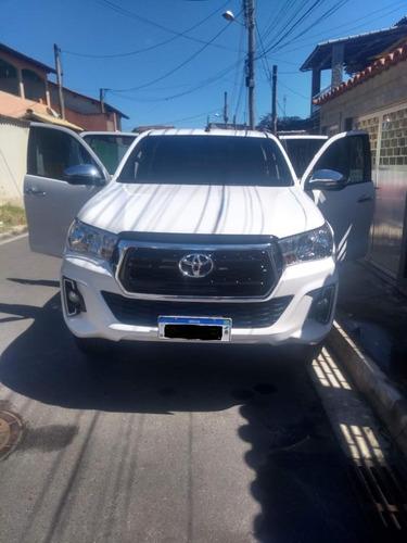 Toyota Hilux Cdsrv 4fd Diesel