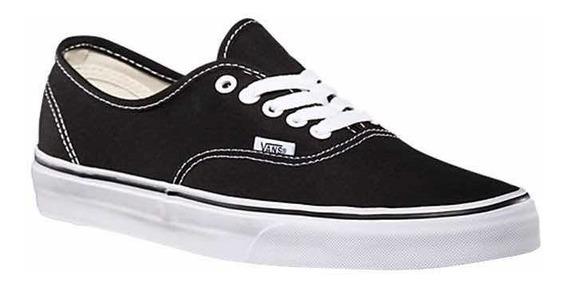Zapatillas Vans Authentic Negras 100% Originales