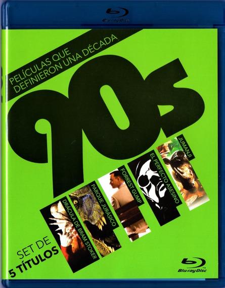 Decada 90s Coleccion Peliculas Boxset Blu-ray